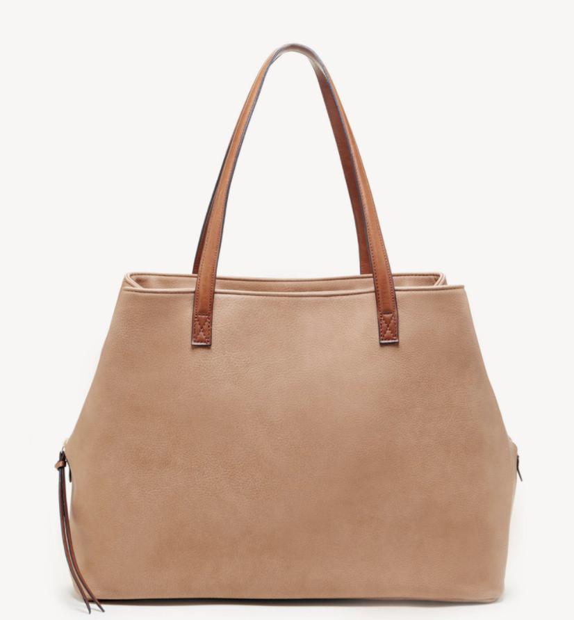 Gray Oak Studio - Sole Society Miller Tote Bag