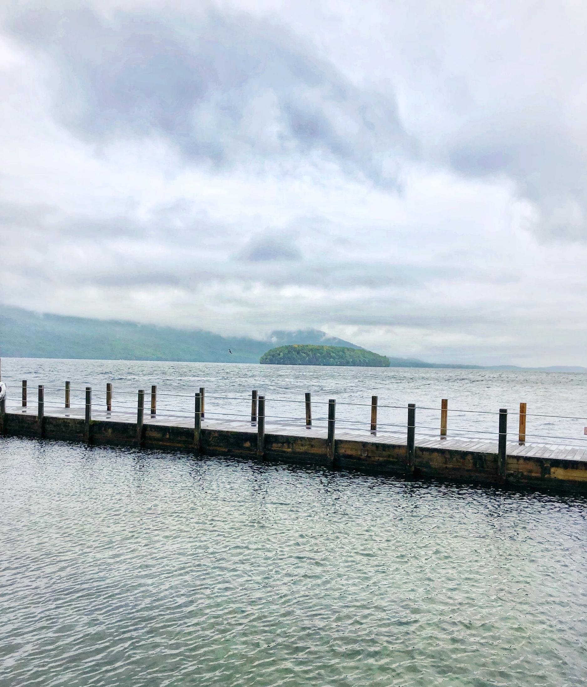 PHOTO OF LAKE GEORGE From GRAY OAK STUDIO  Instagram  /  FaceBook  Feed