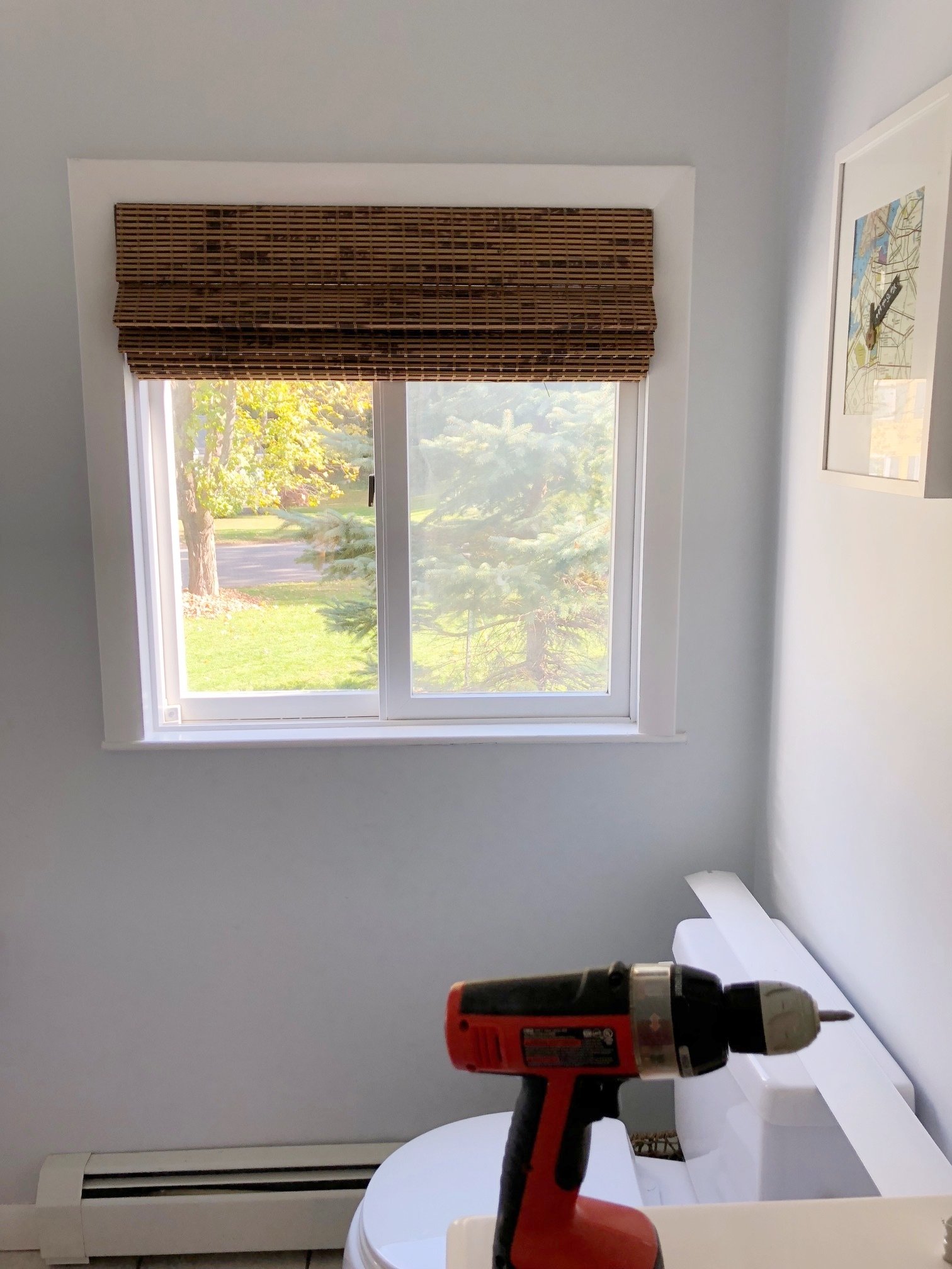 Gray Oak Studio - 2 Days 200 Dollars - Window Treatment Transformation