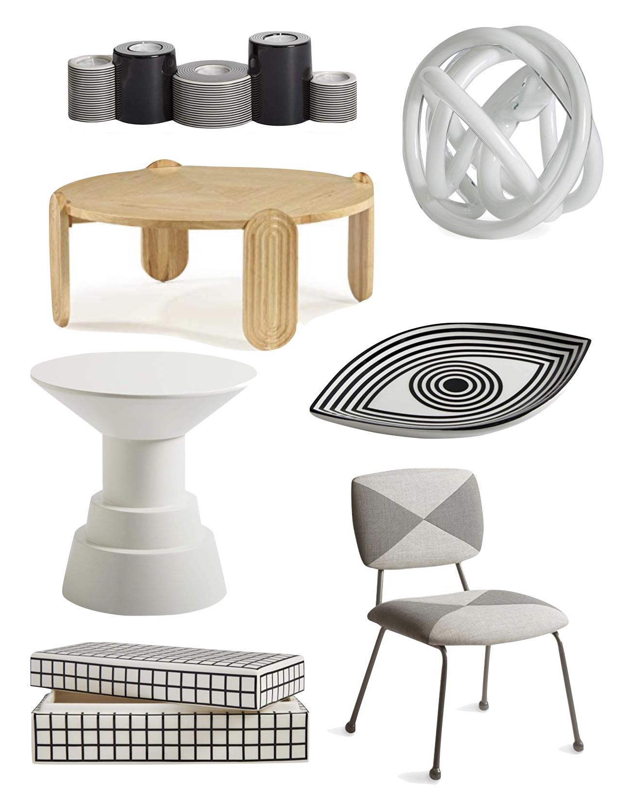 Gray Oak Studio - New House by Jonathan Adler Roundup