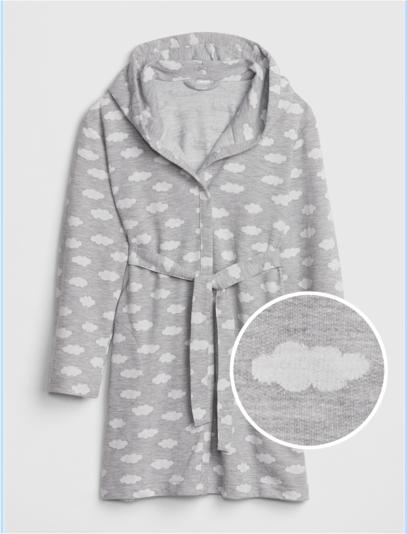 Gray Oak Studio - Wednesday Five - Kids bathrobe roundup