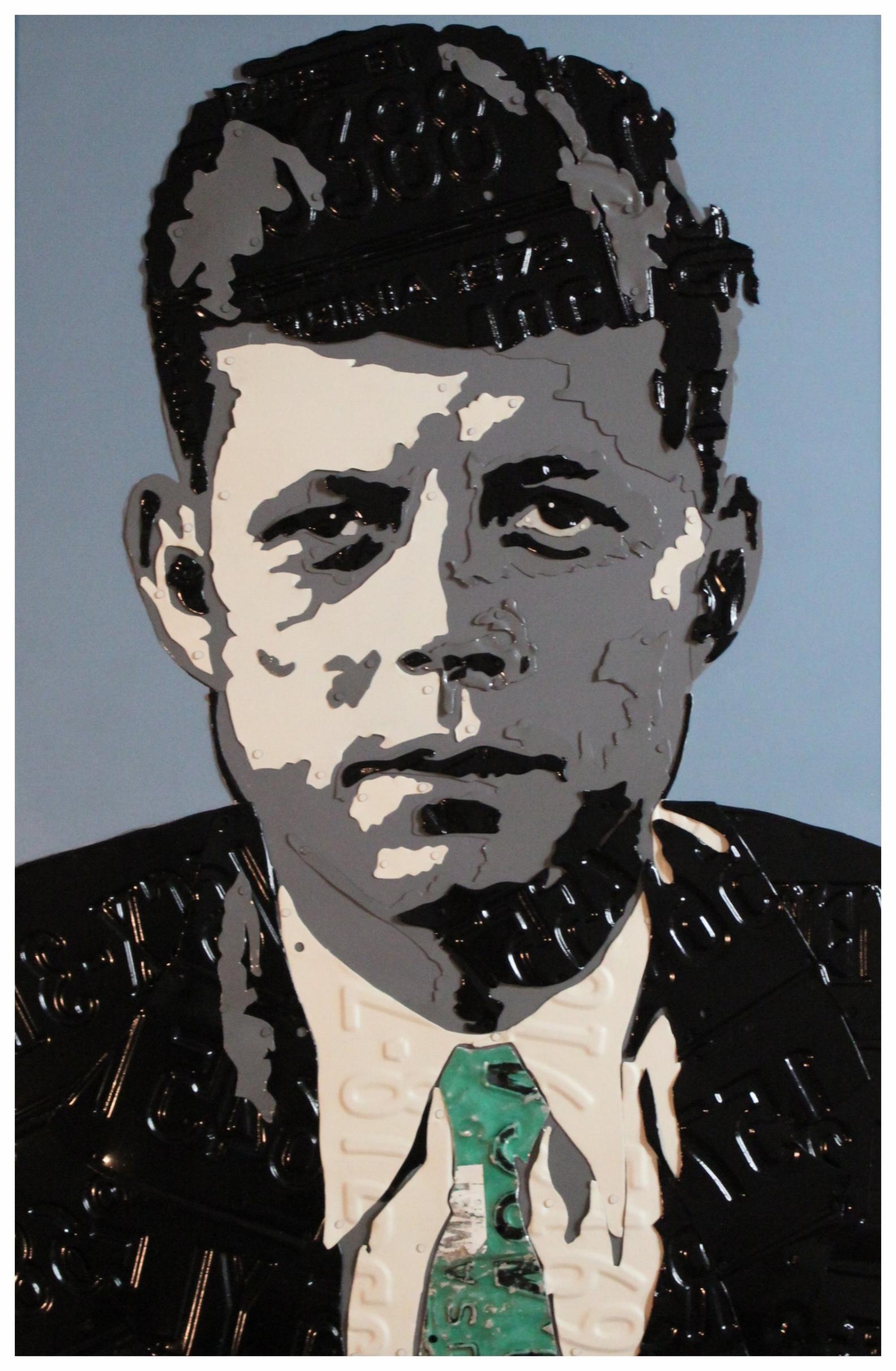 """""""John F. Kennedy"""""""