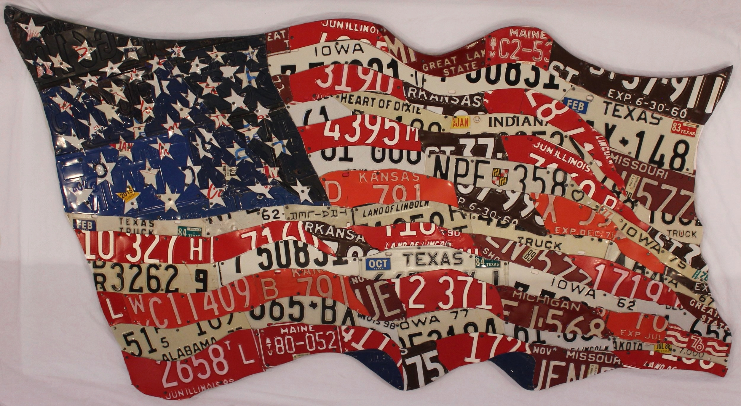"""United Plates of America"""