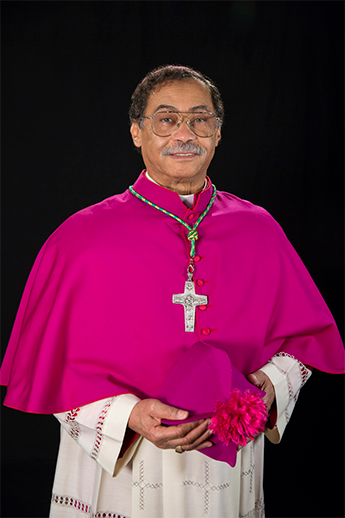 - Special Guest The Most ReverendRoy Edward Campbell, Jr.Auxiliary Bishop of the Archdiocese of Washington