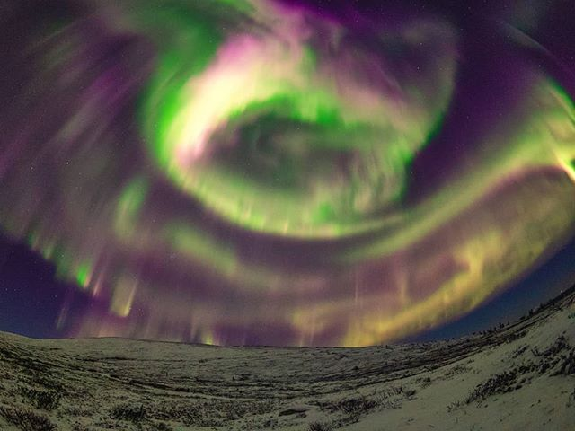Bang bang! What a show last night. Biggest auroras so far!  #harriniva #torassieppi #pallasyllasnationalpark #visitfinland #visitlapland #ourlapland #nightphotography #lapland #auroraborealis #nightphotography_exclusive #ig_photostars #ig_finland #ig_scandinavia