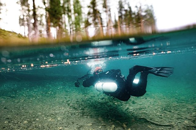 Last weekend we had a scuba diving camp at Hossa.  Cold water diving around several lakes and ponds.  #sukellasuomessa #lakediving #hossa #underwaterphotography #uw_tiinautti # @sukelluskeskus #urbexrajala #burnmagazine #ifyouleave #divingphoto #scubadiving #ursuit #suomenluonto #imaginarymagnitude #lensculture #girlsthatscuba #sidemount #xdeep #seafrogs