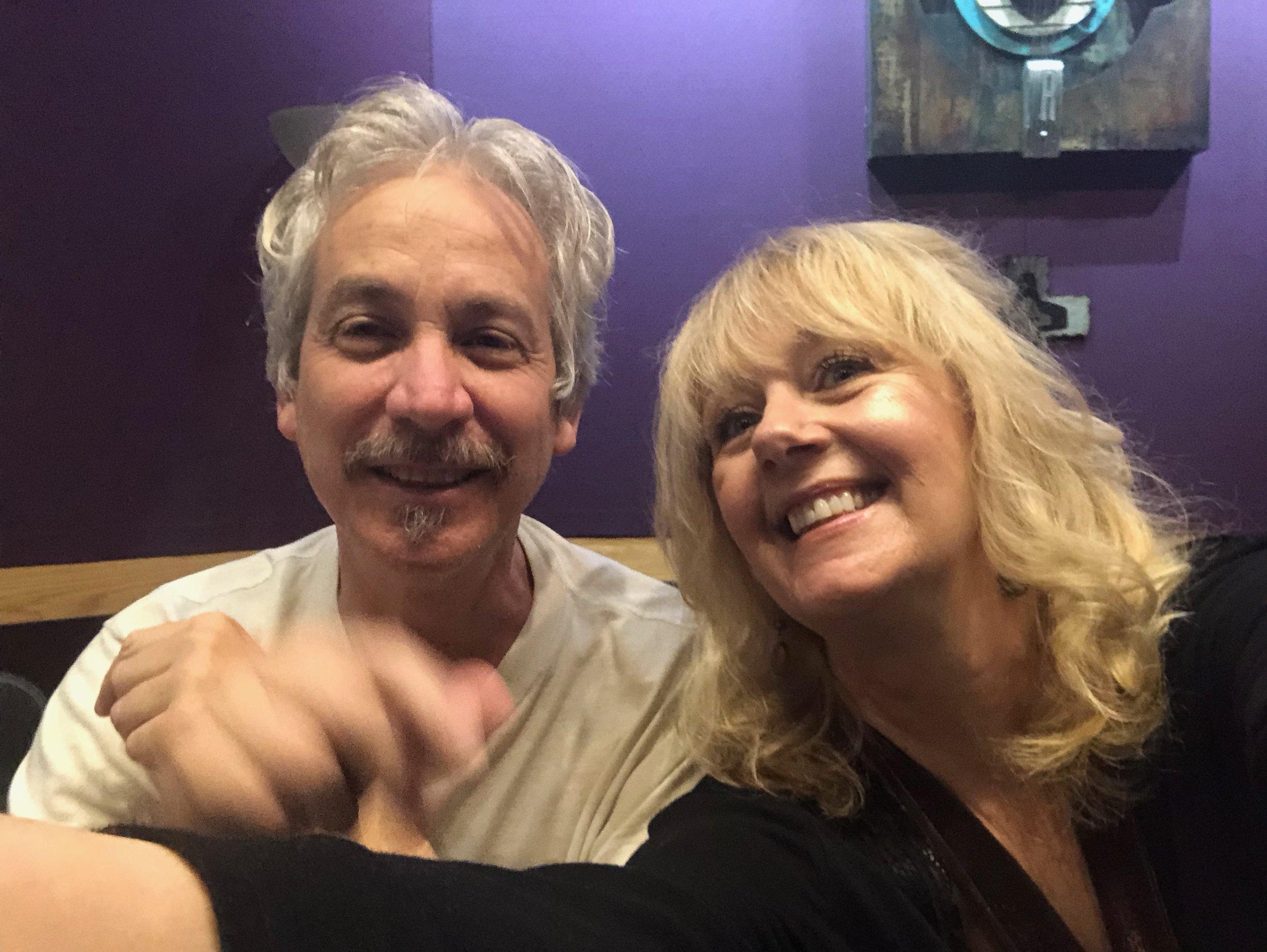 Jack Kingsley and Bonnie Keen