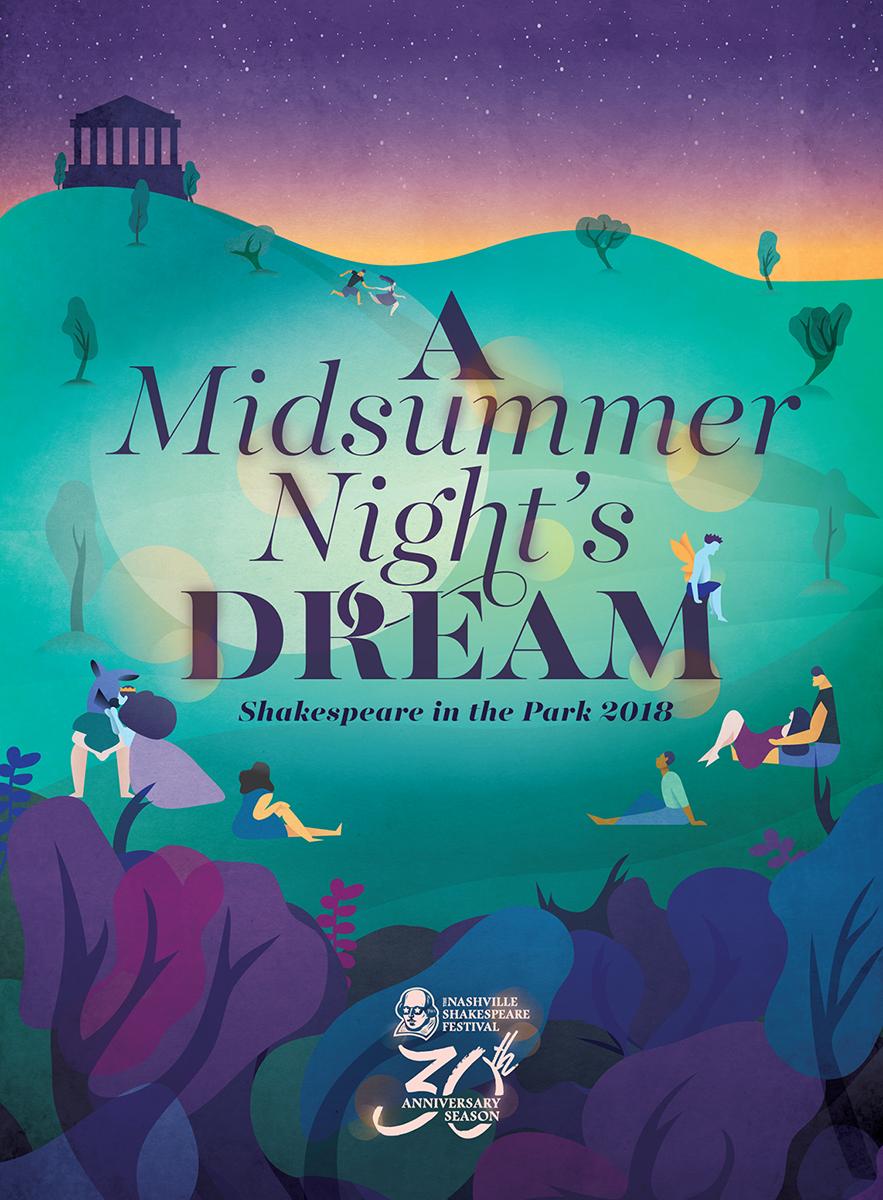 A Midsummer Night's Dream (2018)
