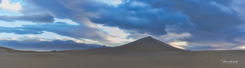 Mesquite Dunes Death Valley, California
