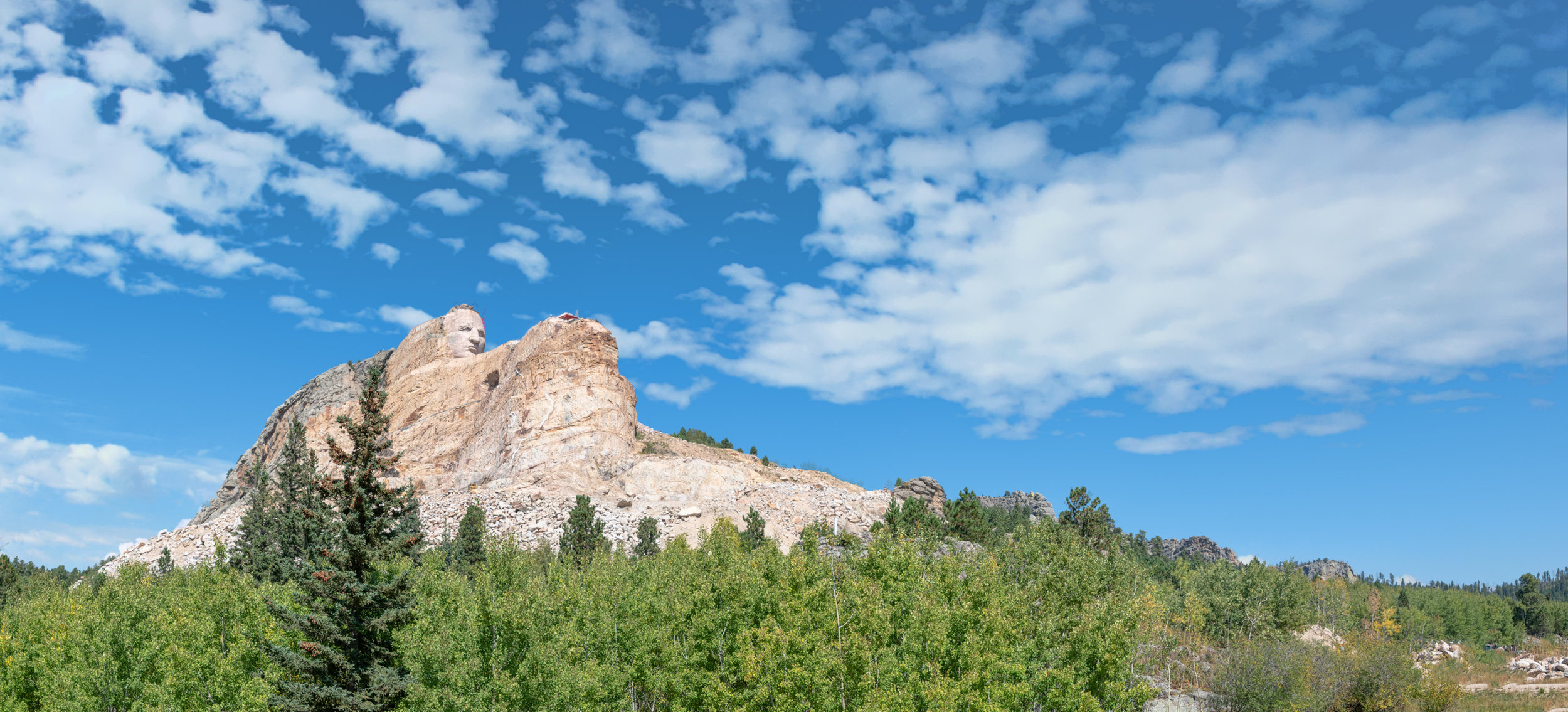 Crazy Horse Memorial Crazy Horse, South Dakota