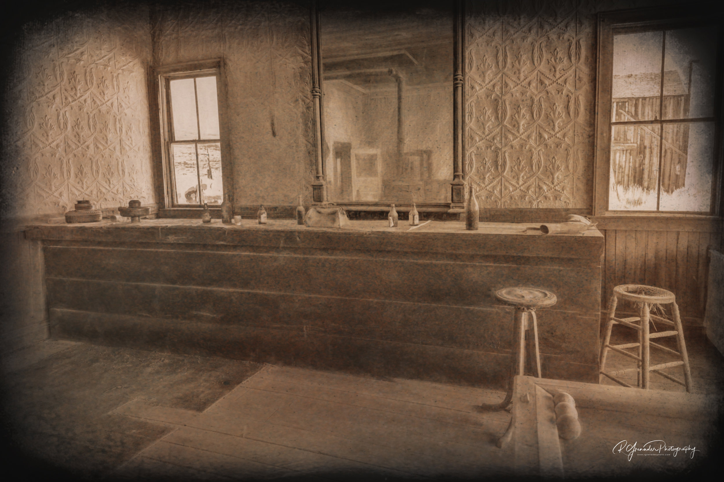 Hotel Bar Bodie, California