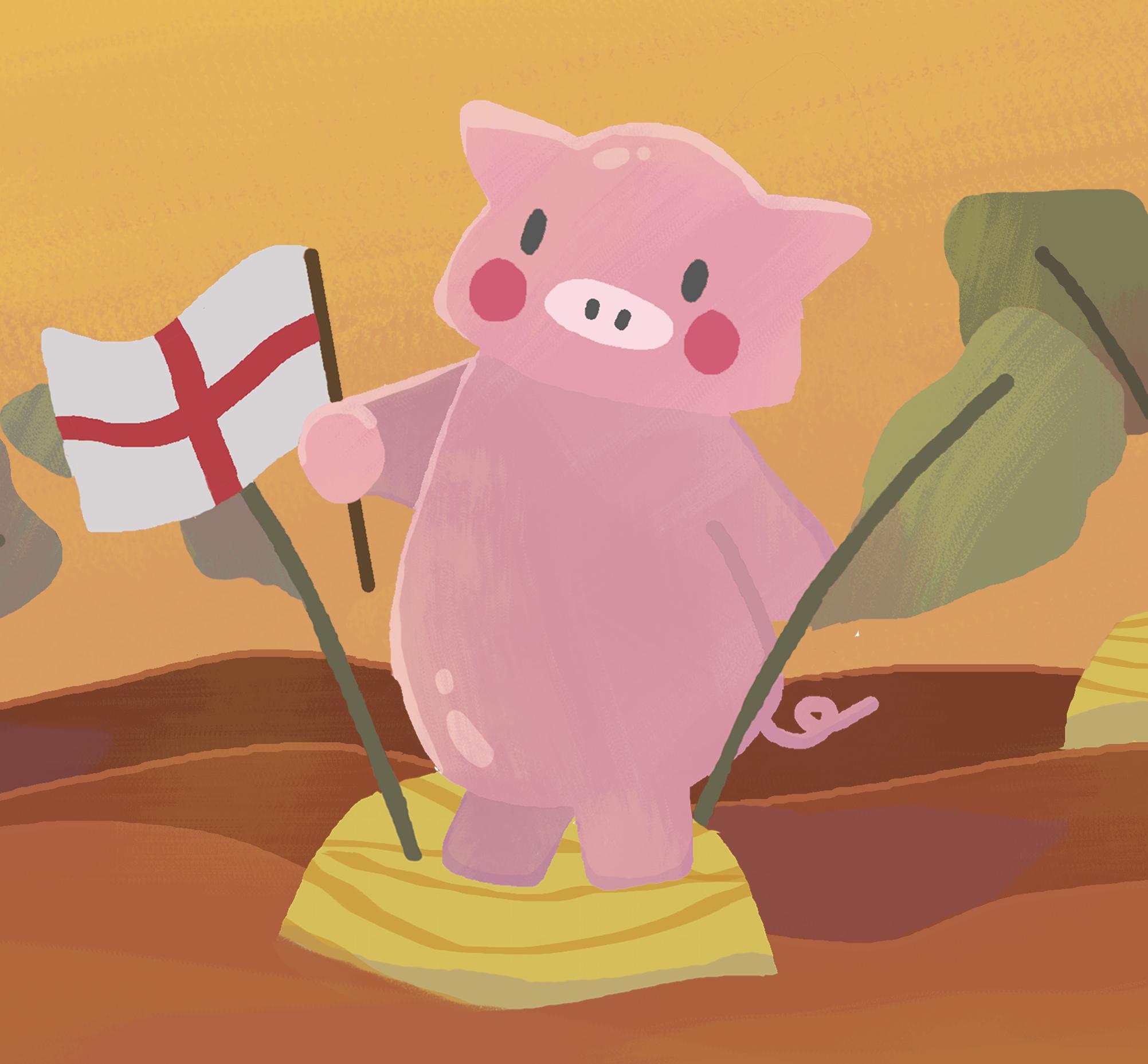 Little Piggy Soup
