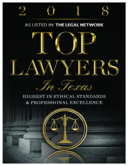 A 2018 Legal Network Top Attorney - Speak to Andrea Kolski Now
