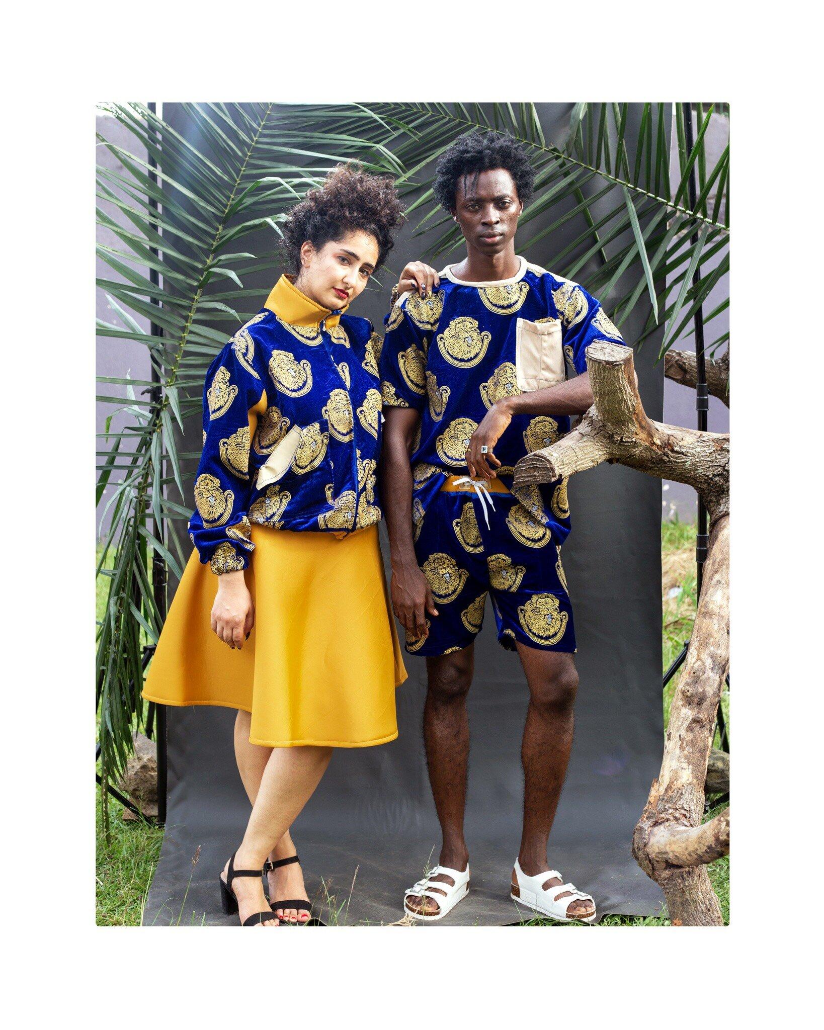 Citizens Casual - Fashion Show: 4 SeasonsUrban Fashion BrandCountry of origin/country represented: Ghana