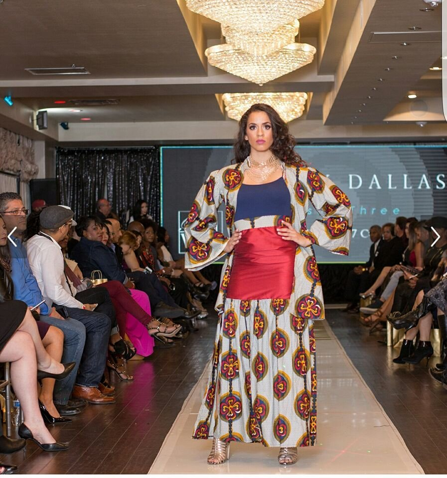 Classic Beginnings - Fashion Show: KitokoEugeney used her creativity and passion for design to create her own clothing line called Classic Beginnings, that she launched in April of 2016. Following this, Eugeney has appeared in countless events and fashion shows such as, Runway Dallas, Spring Bling Denim, and RawCountry of origin/country represented: St.Thomas, Virgin Islands