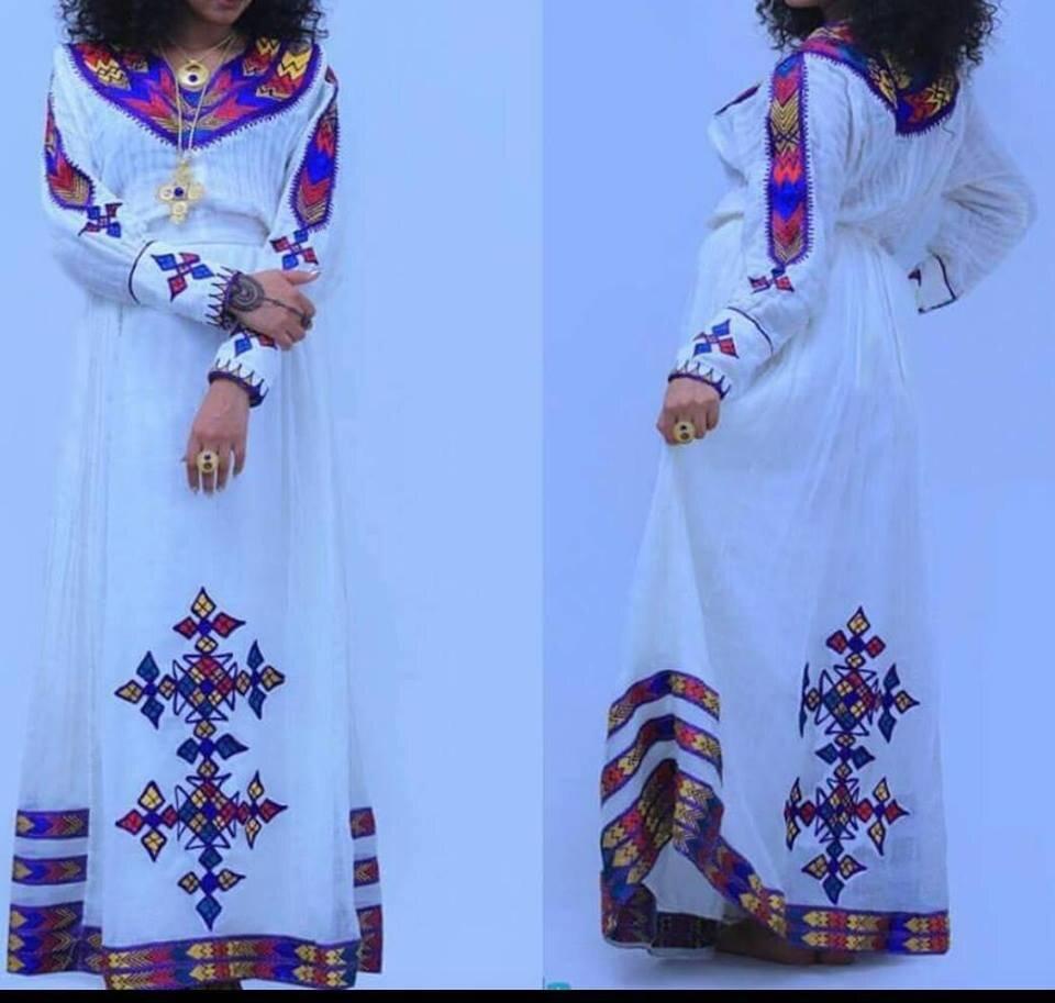 Nahom Ethiopia - Fashion Show: 4 SeasonsEthiopian Fashion DesignerCountry of origin/country represented: Ethiopia