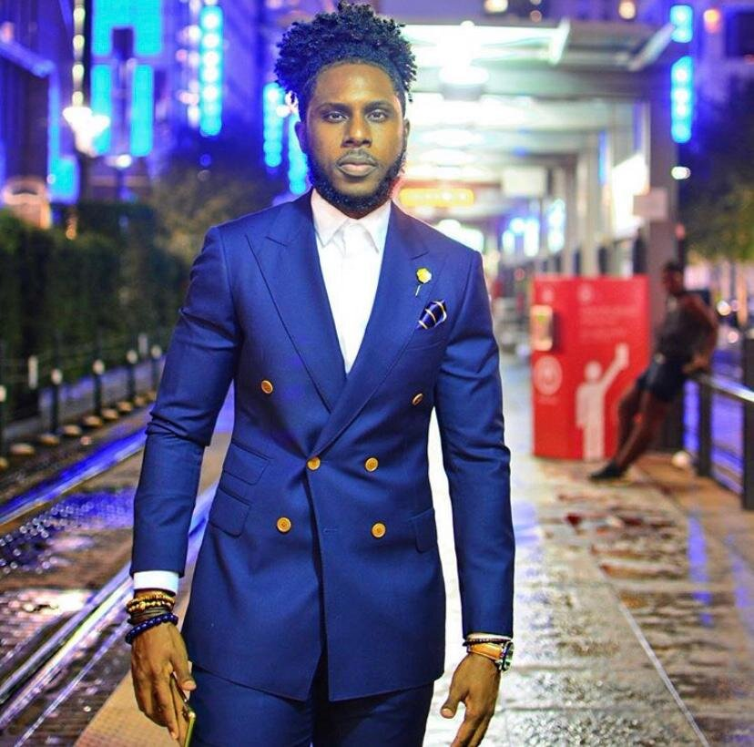 Legacy Lapels - Fashion Show: KitokoLegacy Lapels is dedicated to the men who dream in style because it is ran and founded by a man who dreams in style.Country of origin/country represented: United States of America