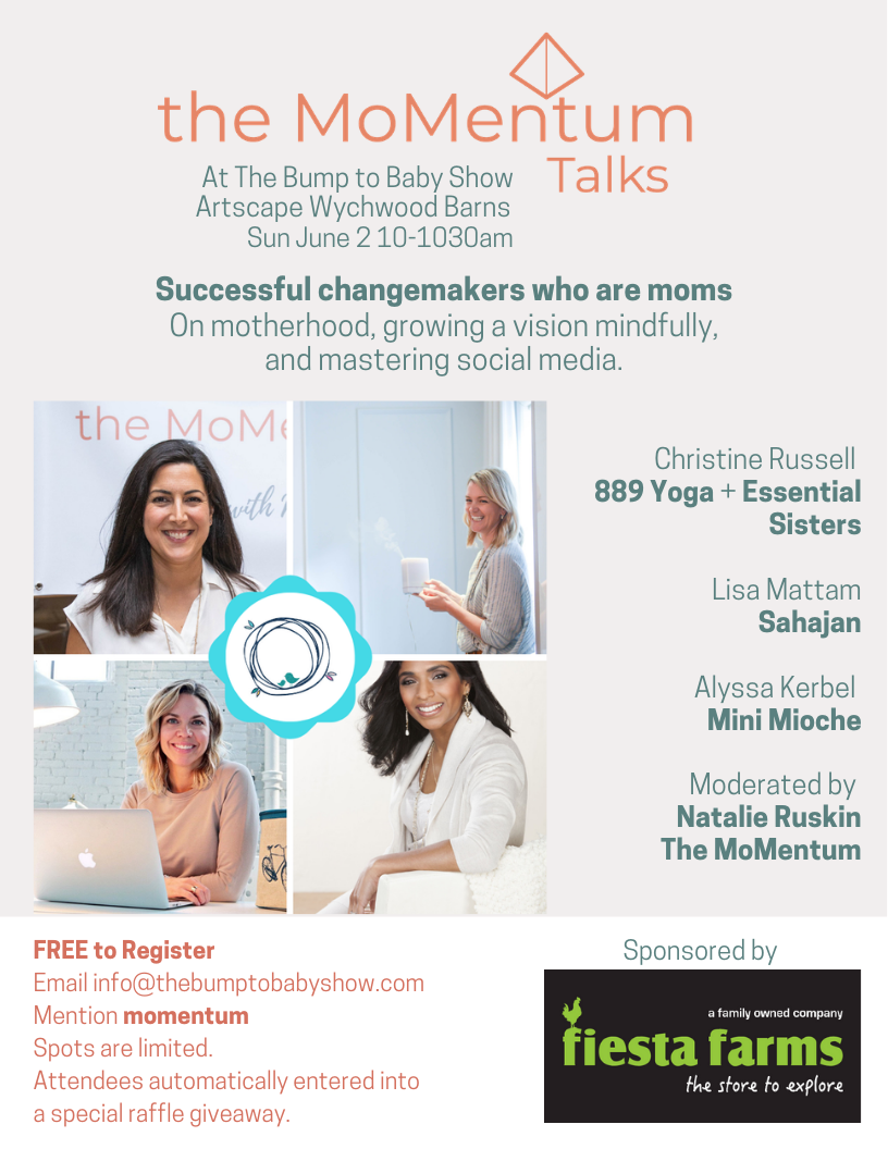 The Bump to Baby Show talk June 2_19.png