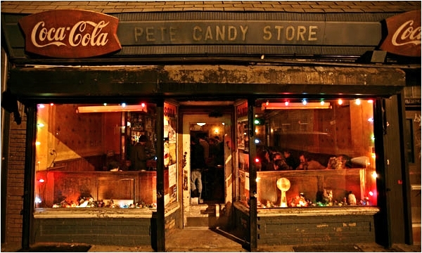 with Rachel Lyon & Mira T. Lee - Pete's Candy Store709 Lorimer StreetBrooklyn, NY 11211