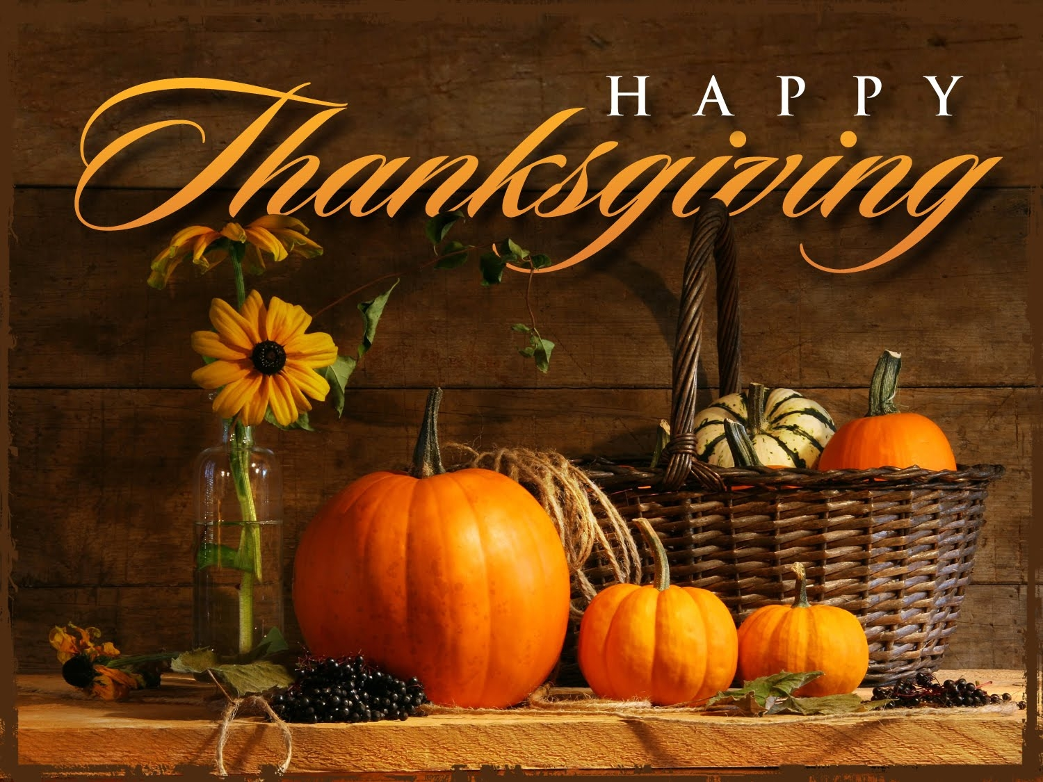 Customer Appreciation - CFO 4 Your Biz would like to thank all of the wonderful clients we have had during 2017. We hope you have an enjoyable Thanksgiving and our offices will be closed Thursday, November 23rd and Friday, November 24th in observance of Thanksgiving.
