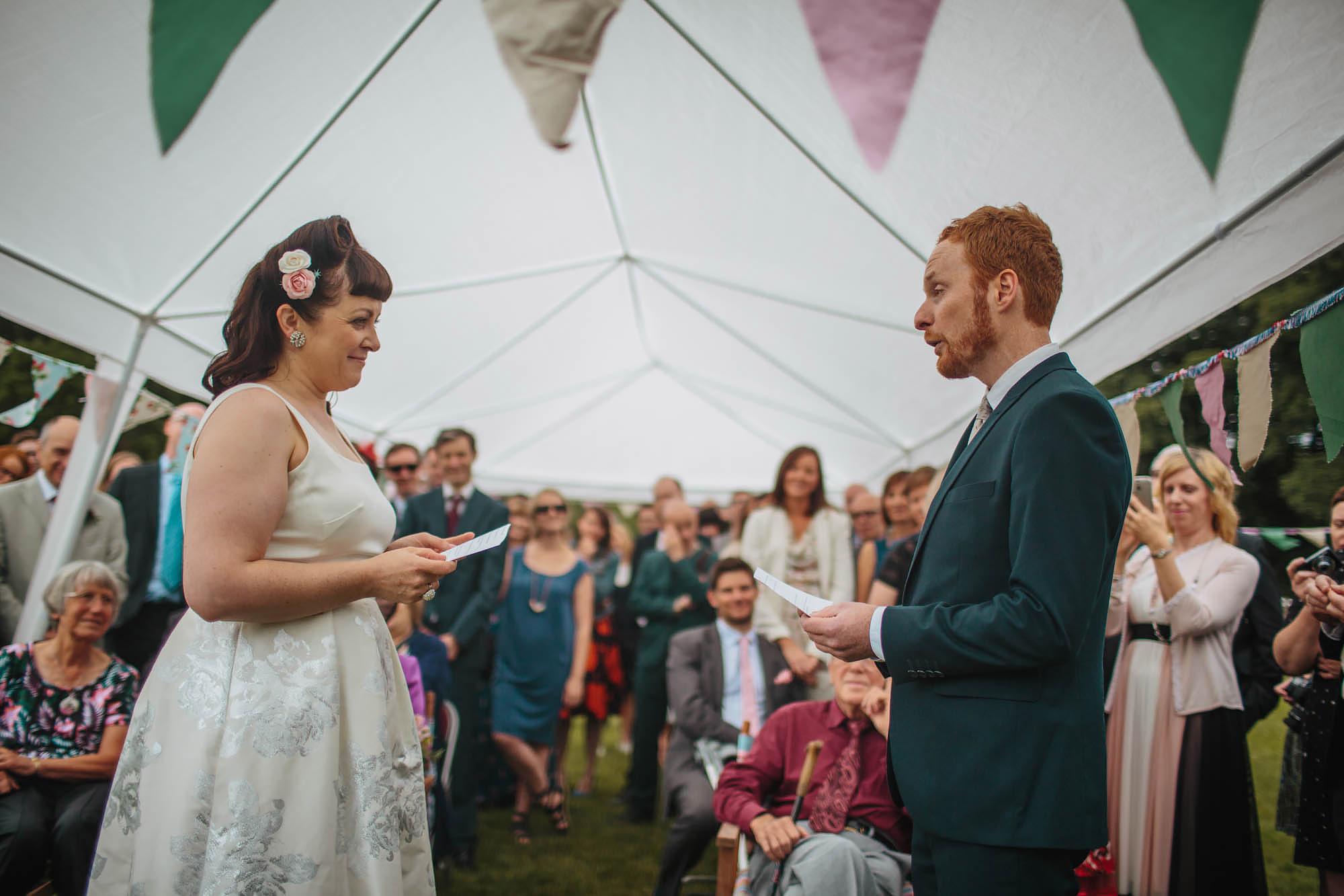 Leeds Yorkshire Wedding Photographer Ceremony Bride Groom