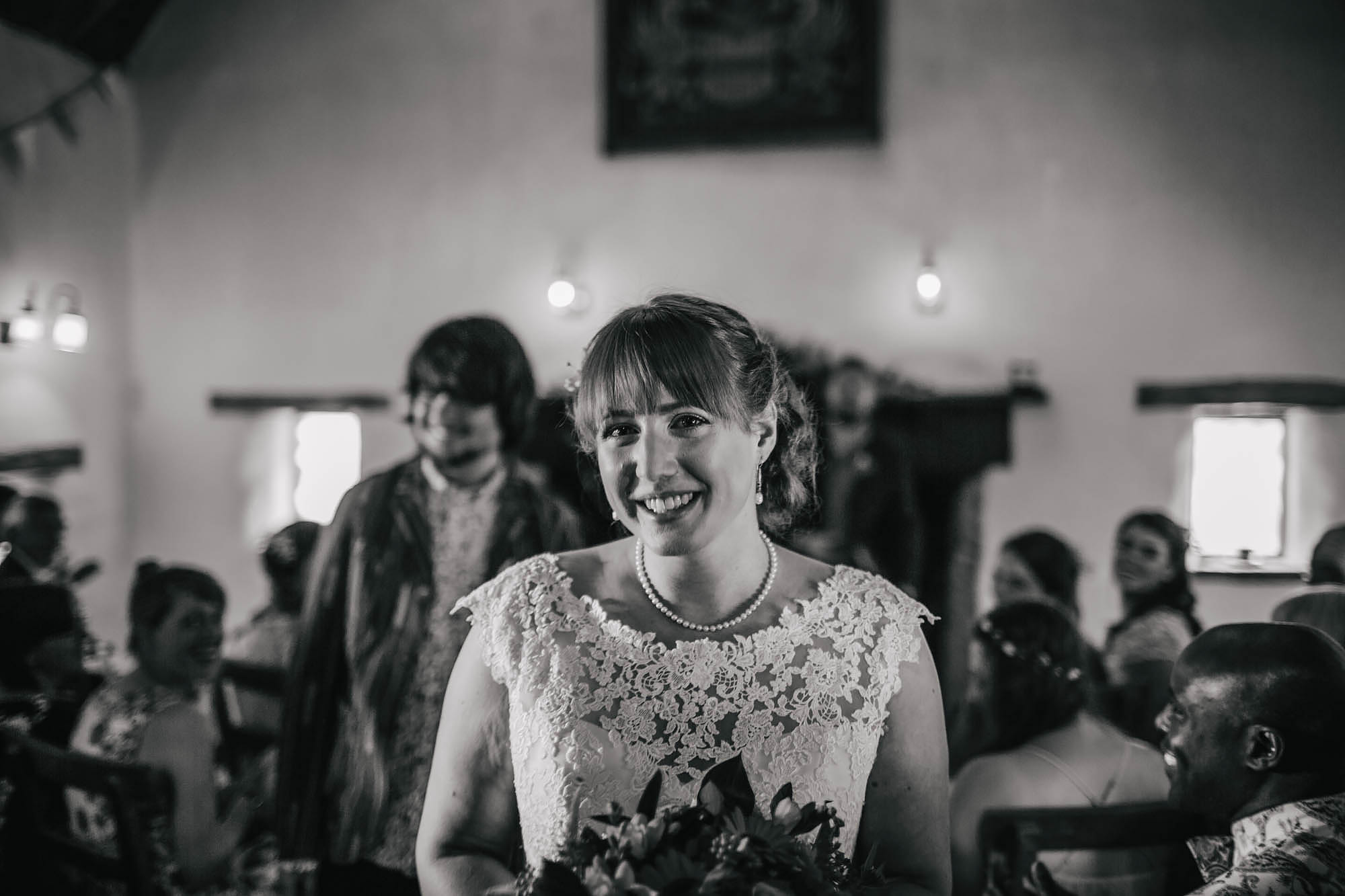 Bride portrait at Craven Arms in Appletreewick