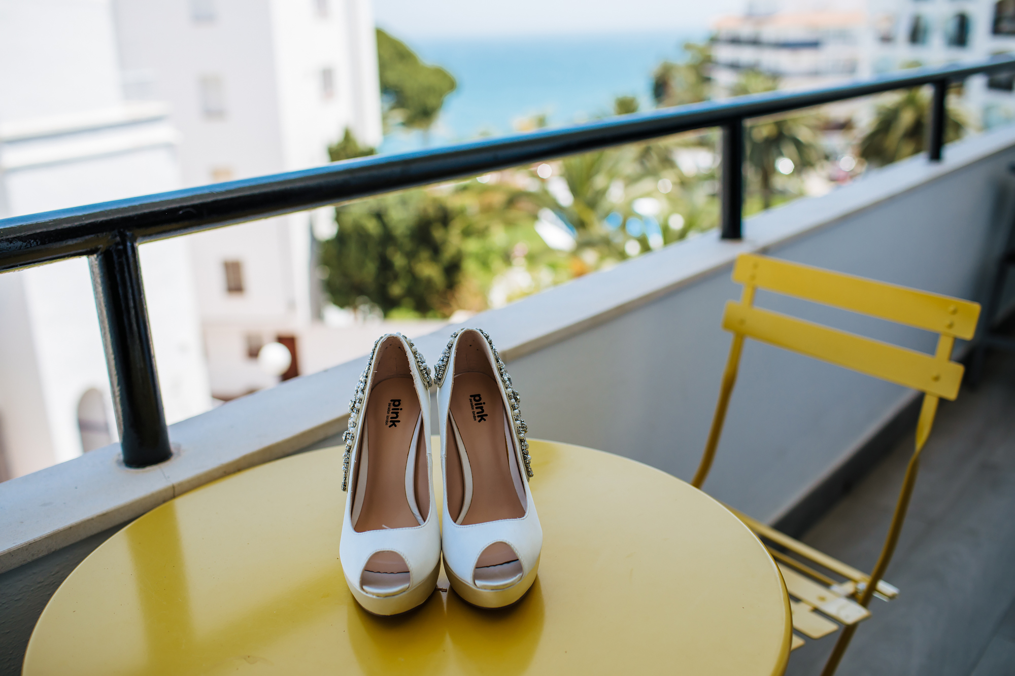 Wedding shoes in Spain