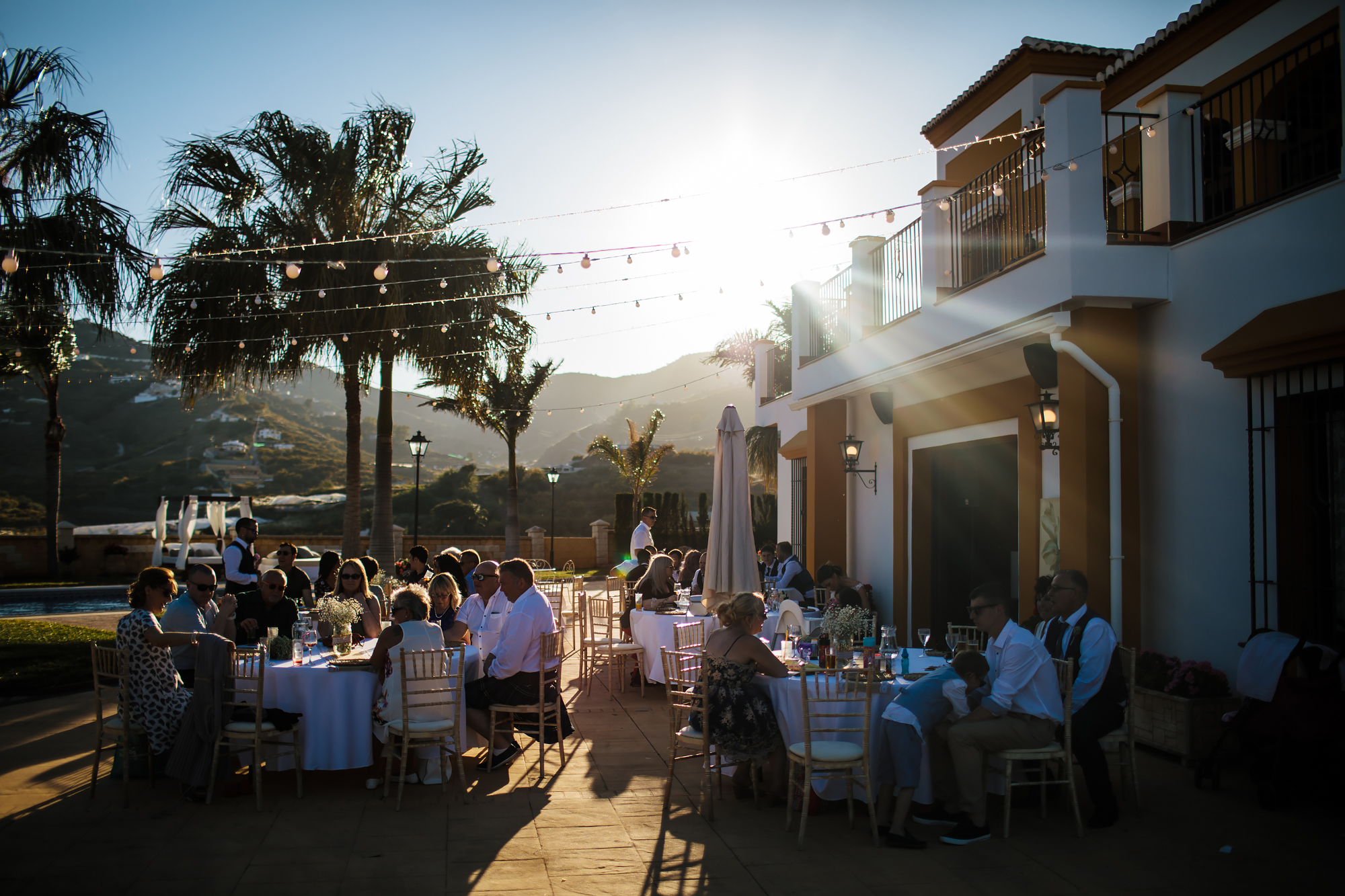 Cortijo Maria Luisa Nerja Spain wedding destination