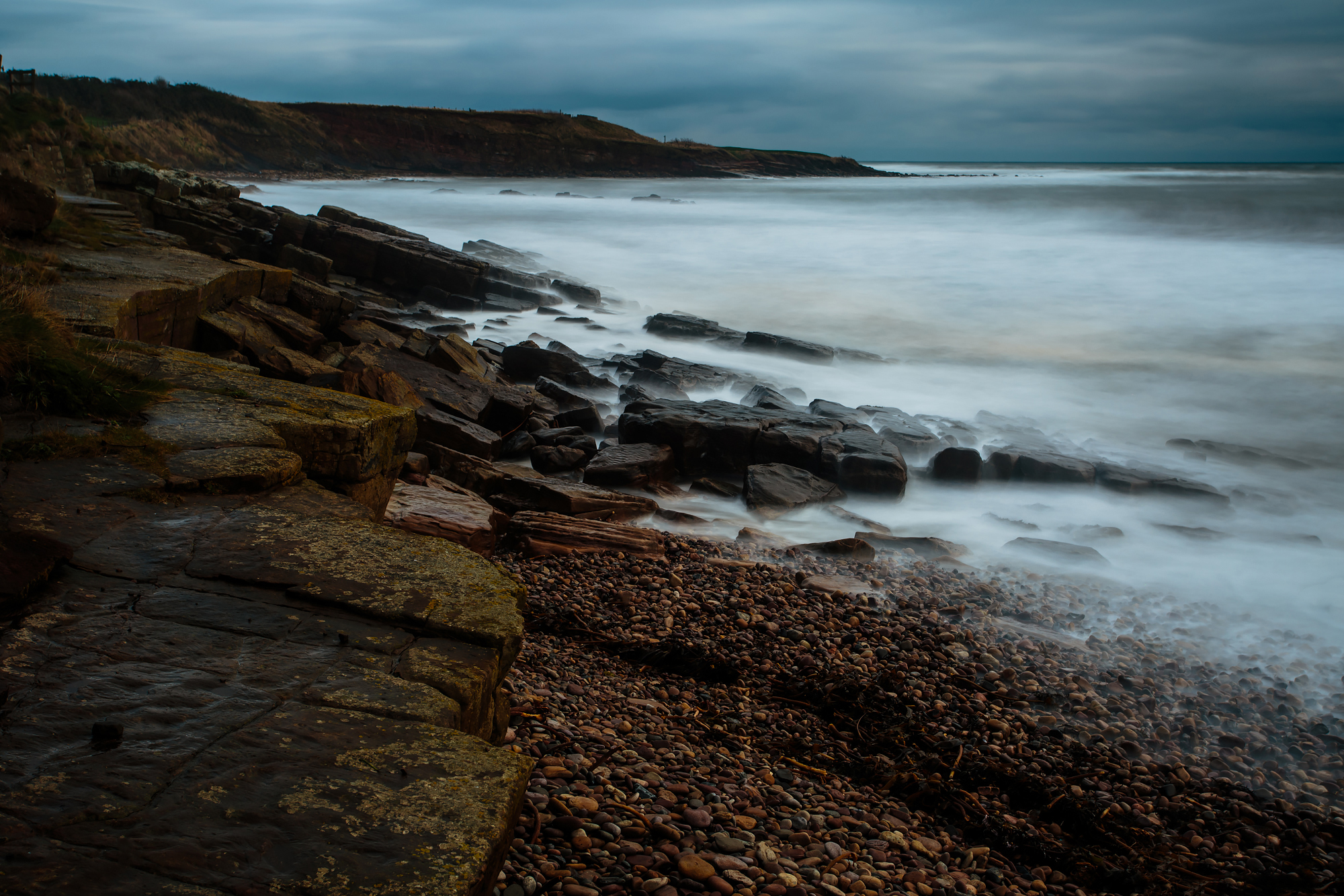 Fife Coastline