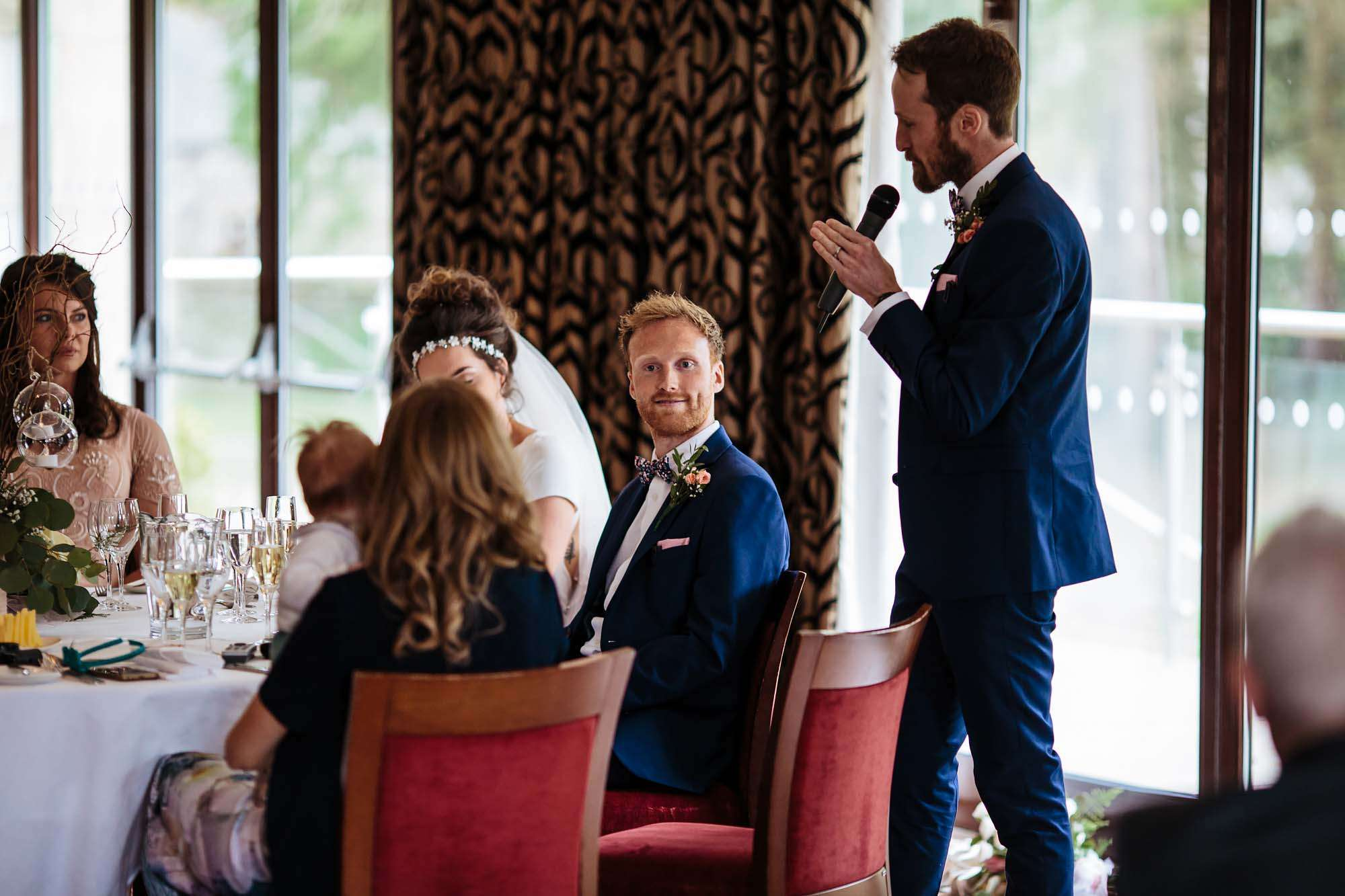 Best mans speech at a Lake District wedding