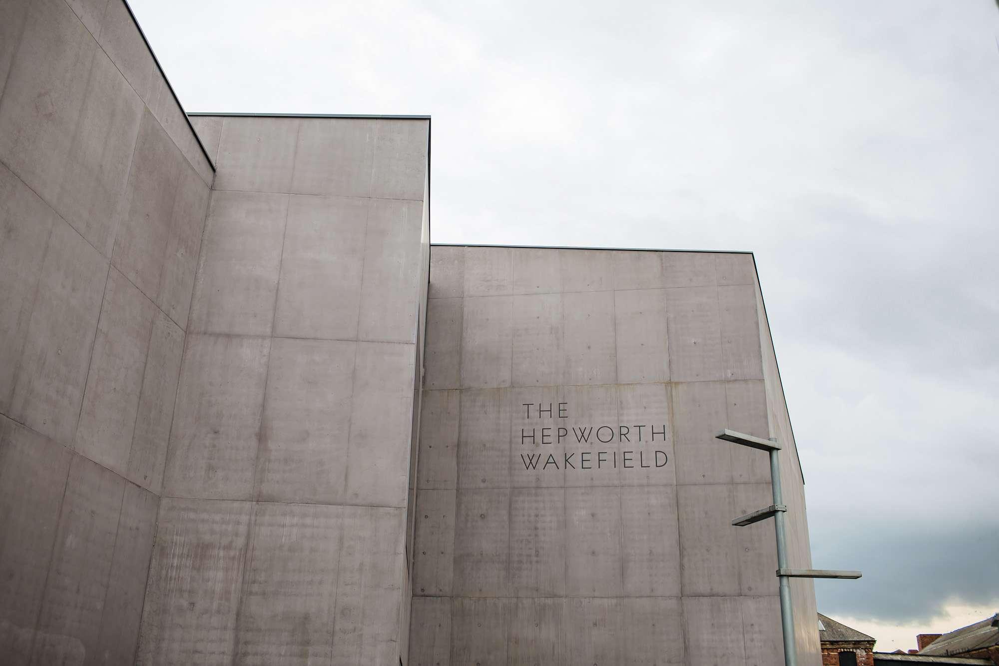 Hepworth Art Gallery Wakefield