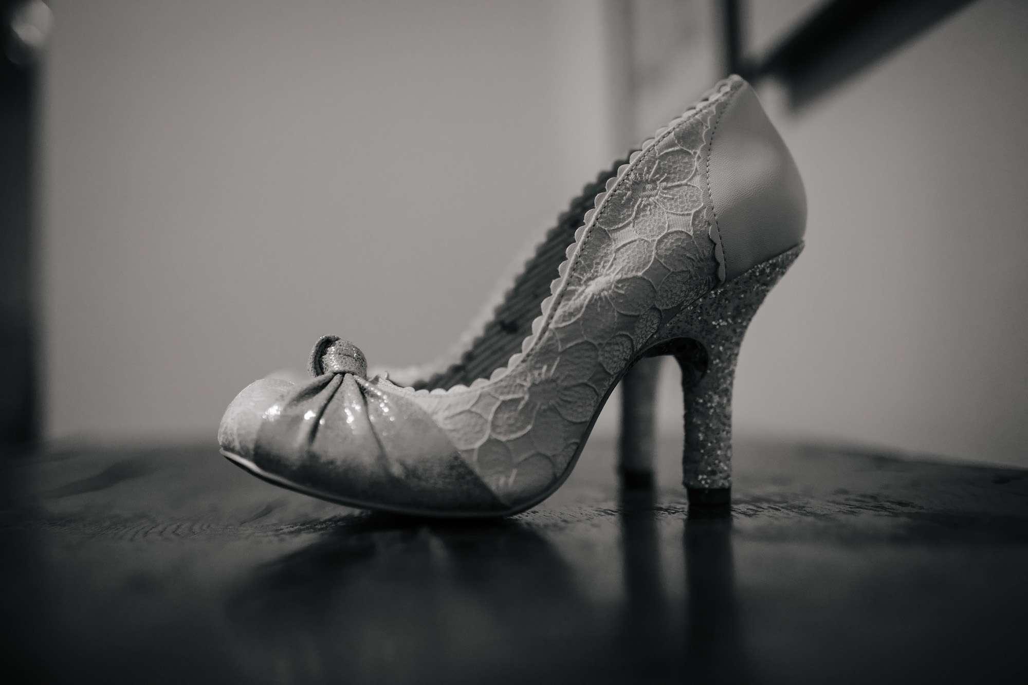 High heel wedding shoes in Leeds