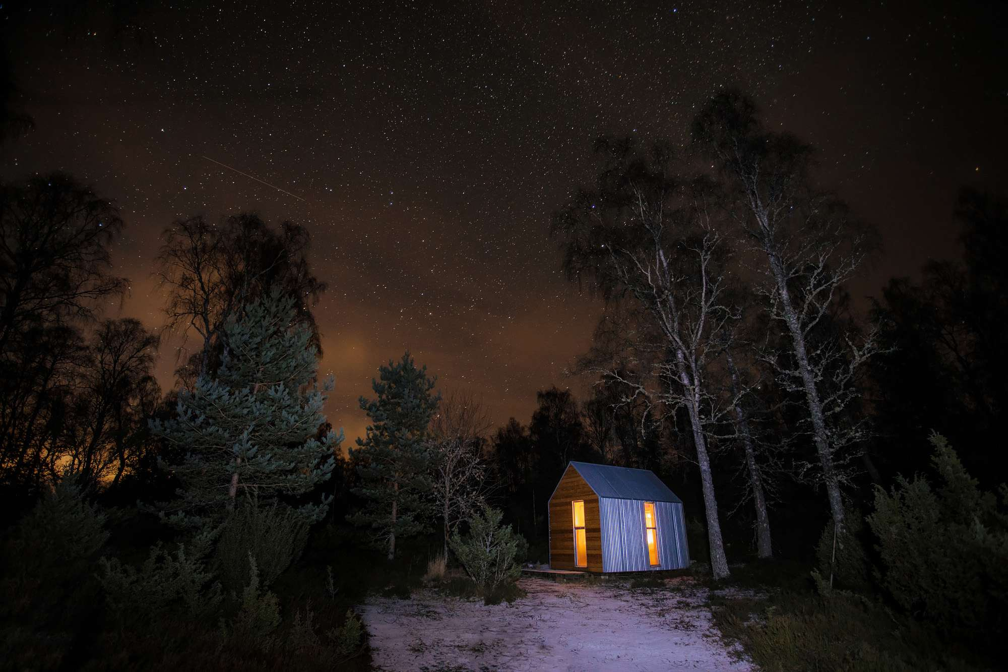 Cairngorms by Night