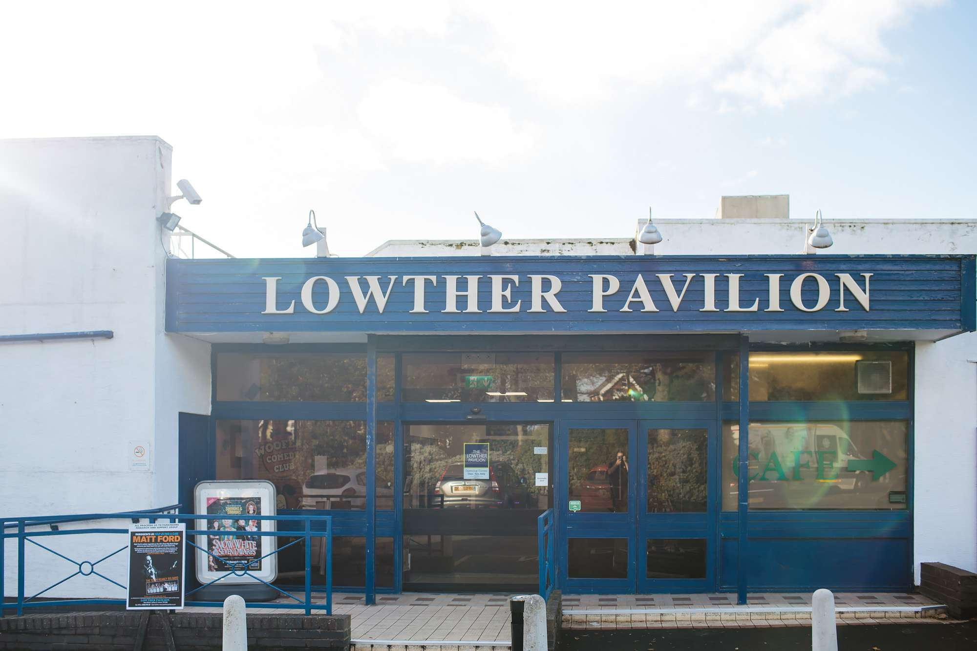 Lowther Pavilion Blackpool