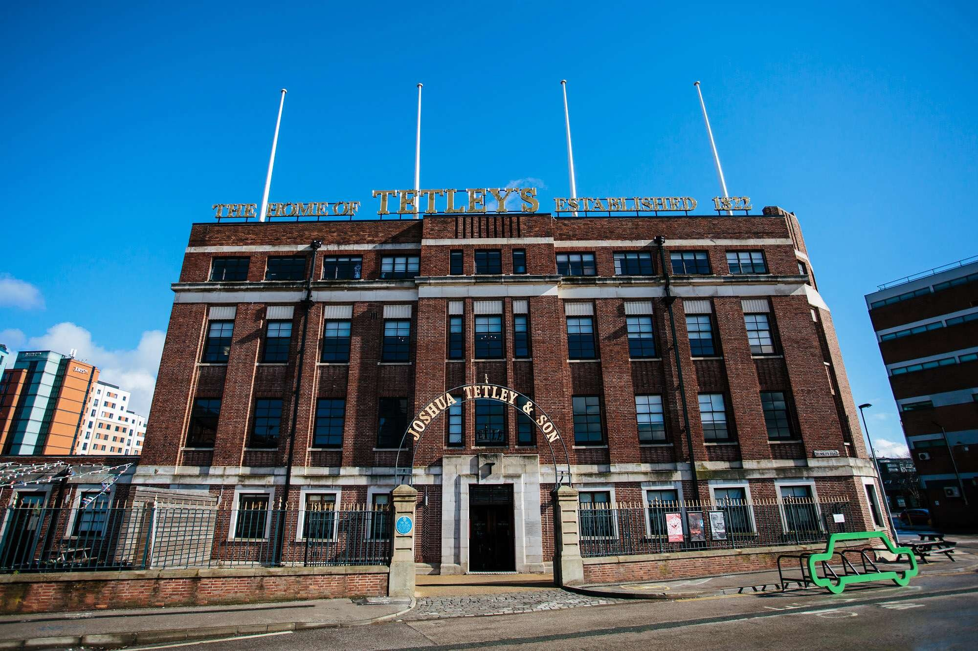 The Tetley Leeds