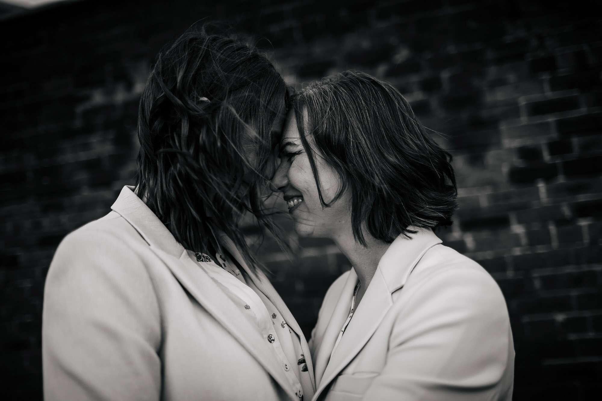 Gay wedding at The Tetley Leeds