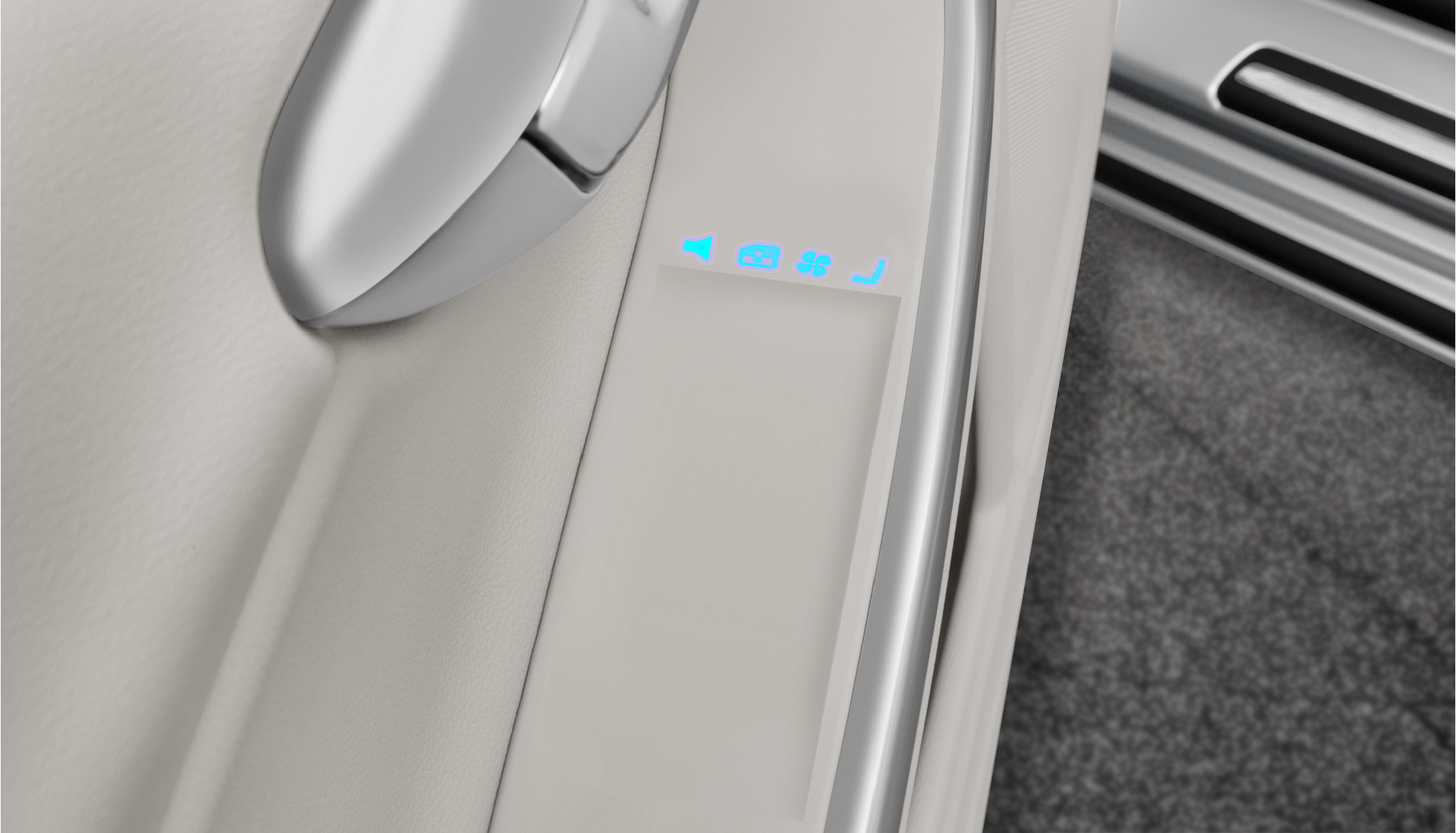 Ghost Touch   How can Google Jacquard transform the future of automotive interiors?