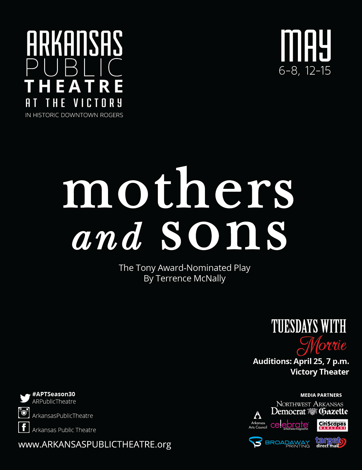 SEASON 30 | MOTHERS AND SONS