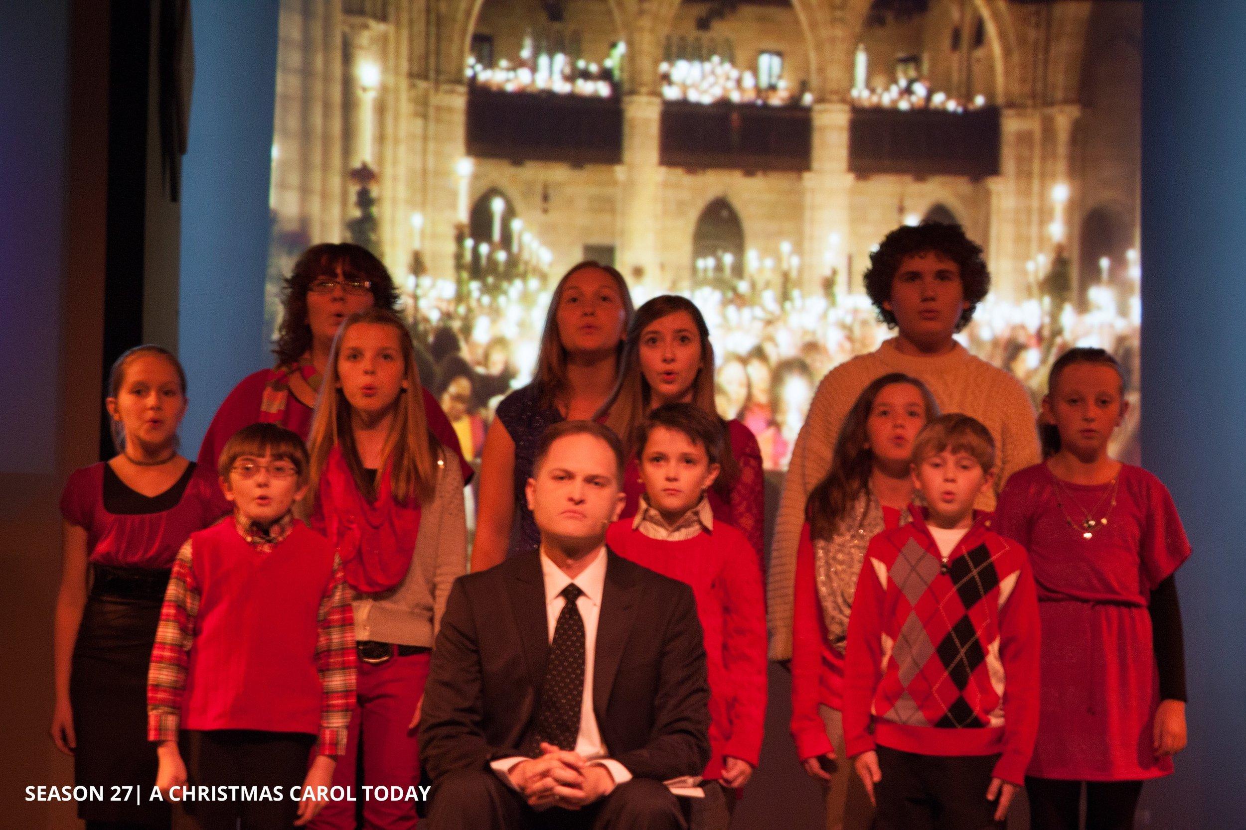 Season 27 | A CHRISTMAS CAROL TODAY