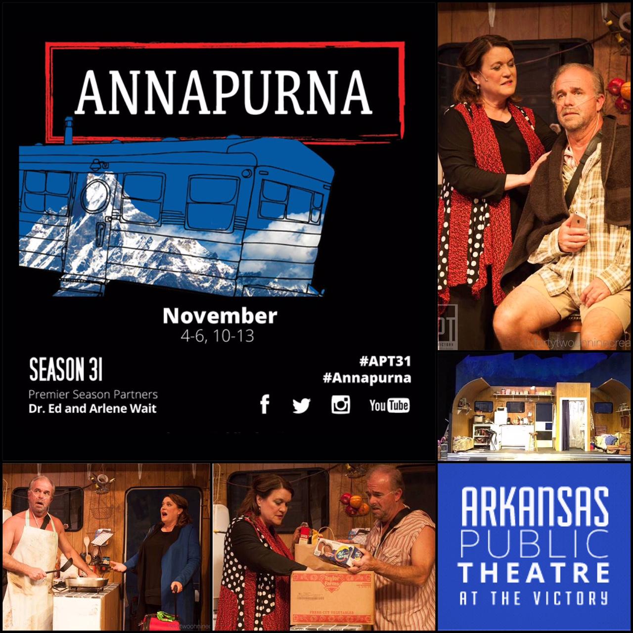 Season 31 | ANNAPURNA