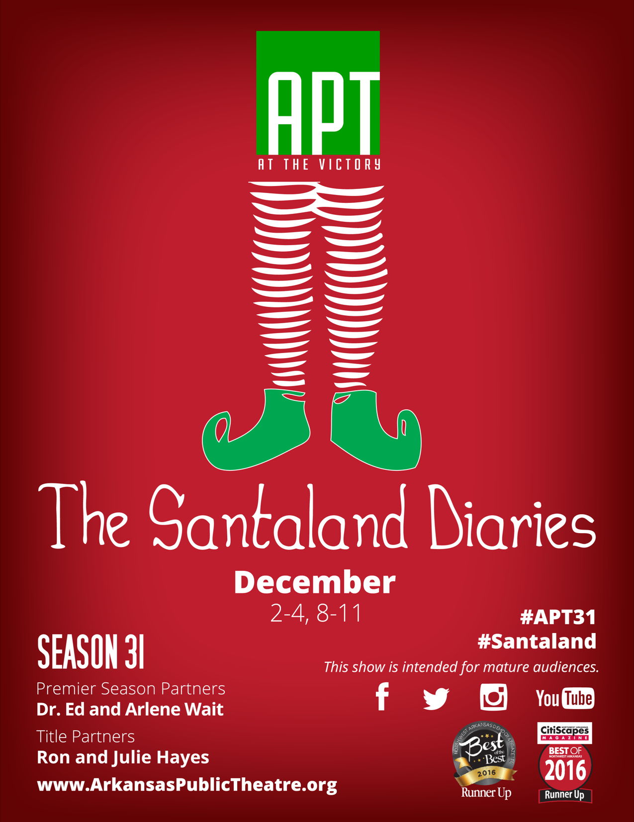Season 31 | THE SANTALAND DIARIES