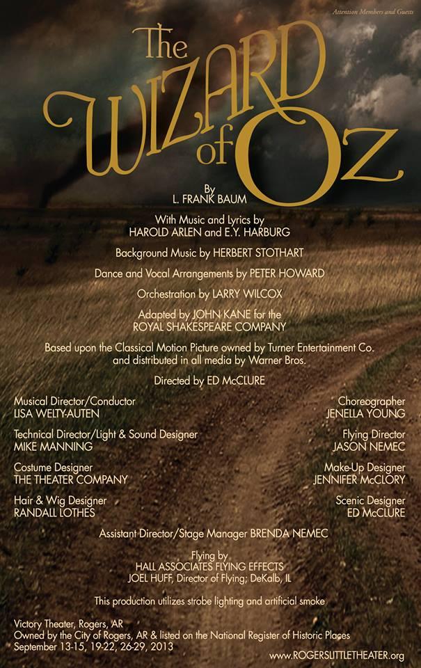 Season 28 | THE WIZARD OF OZ