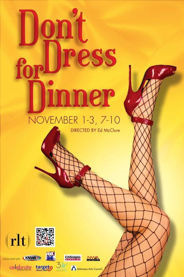 Season 28 | DON'T DRESS FOR DINNER