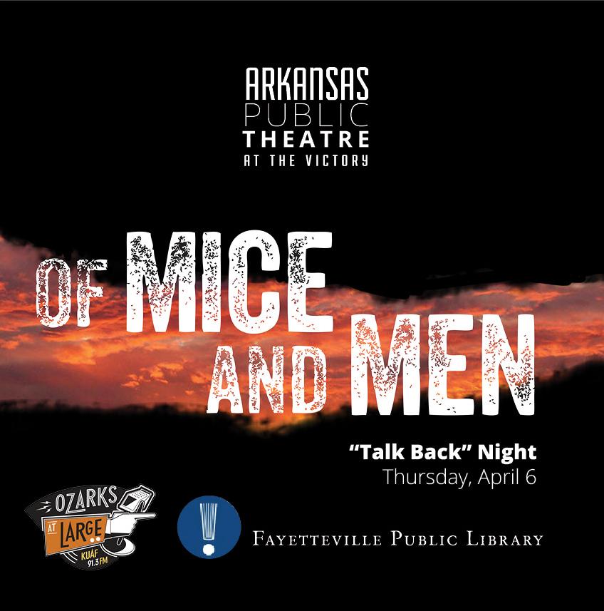 Season 31 | OF MICE AND MEN