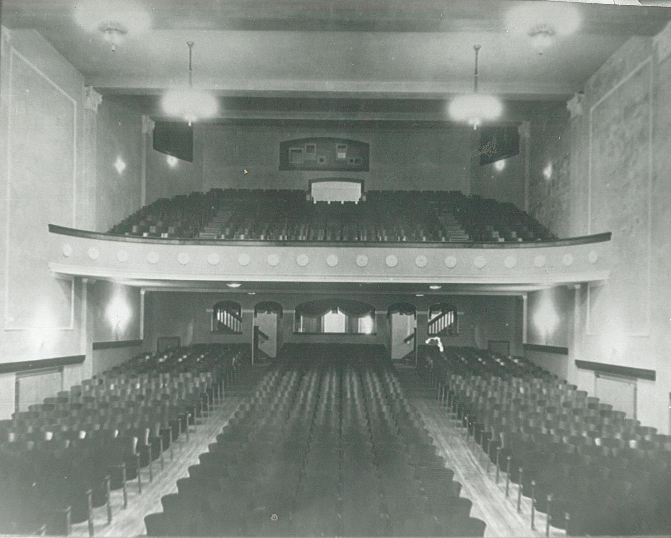 looking out from stage 1920s.jpg
