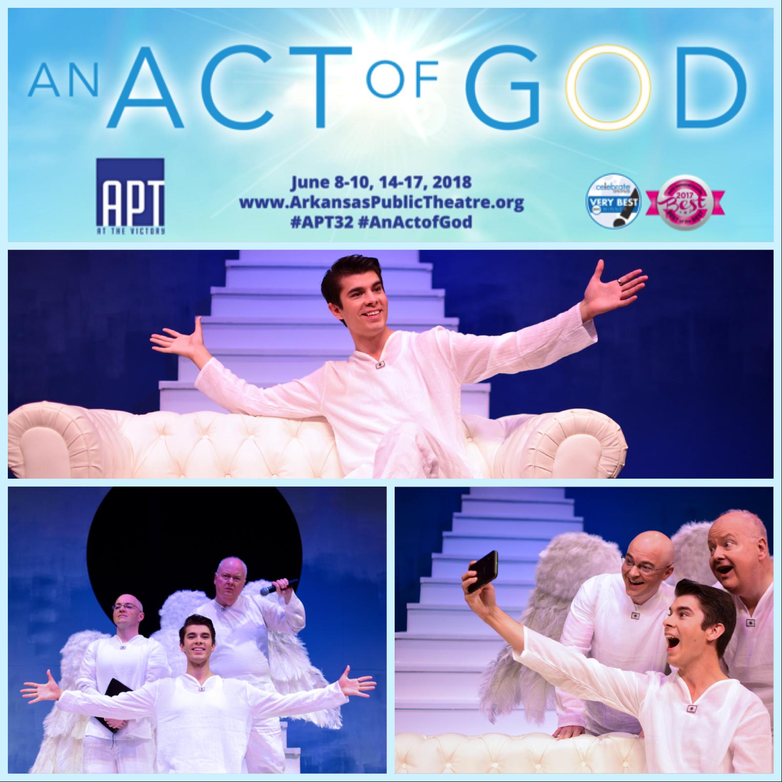 Season 32 | AN ACT OF GOD