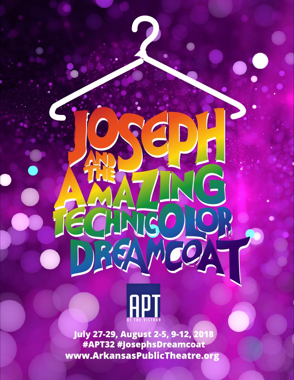 Season 32 | JOSEPH AND THE AMAZING TECHNICOLOR DREAMCOAT