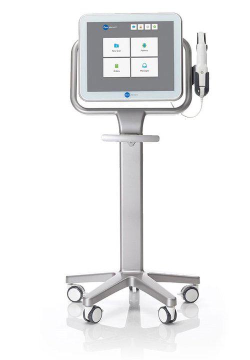 iTero element scanner philadelphia orthodontics