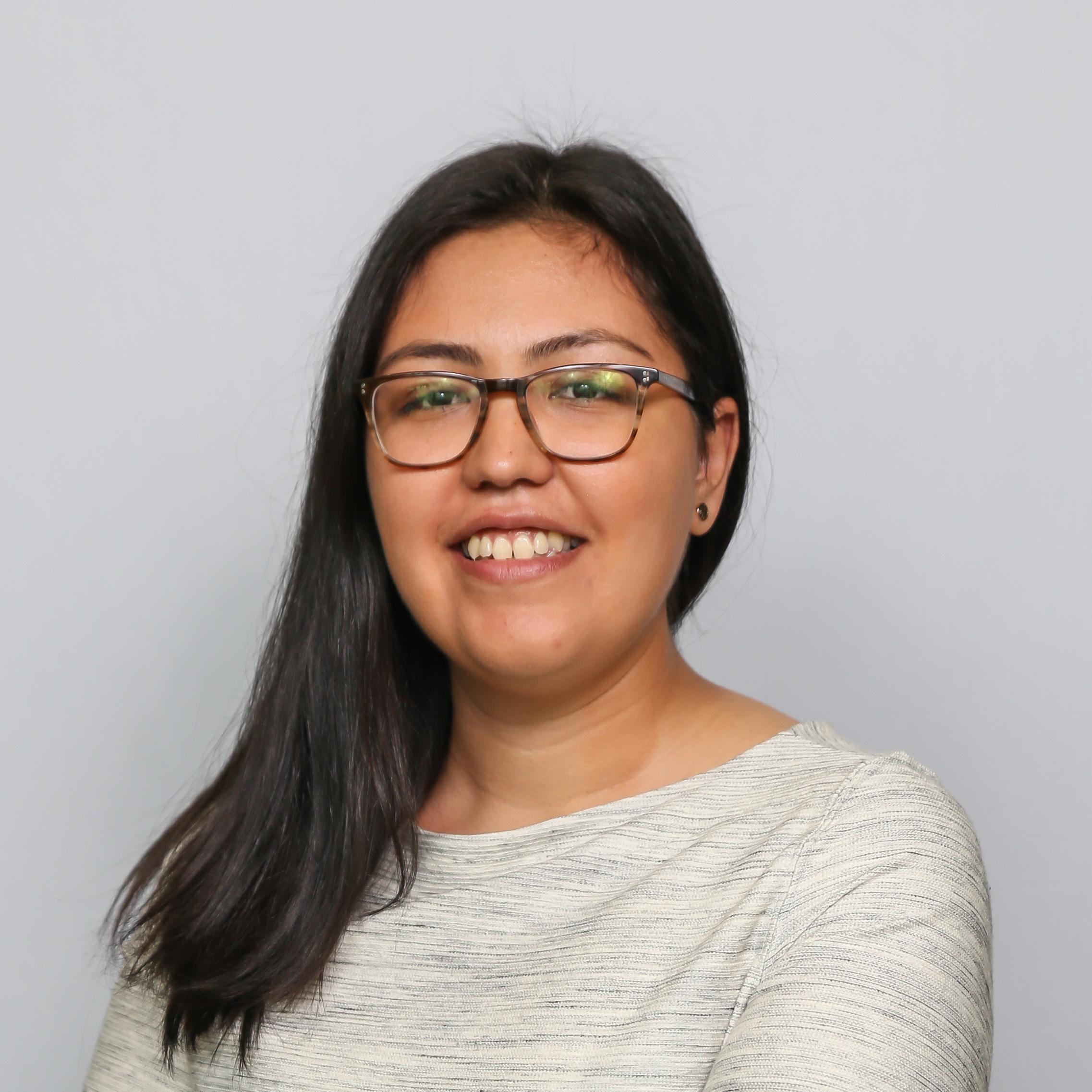 Brenda Cruz  Research Associate