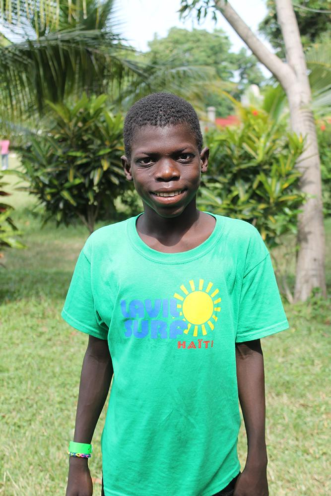 Jackson, age 12